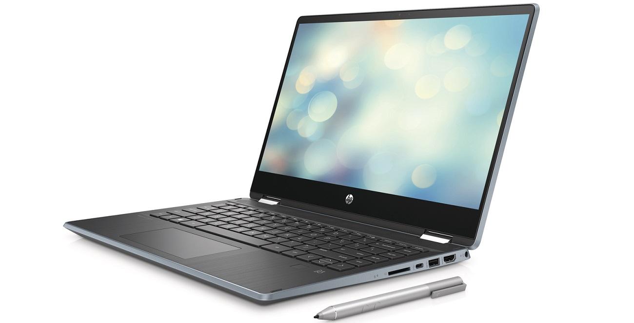 HP renueva sus portátiles Pavilion x360 y lanza dos monitores de 27 y 34 pulgadas