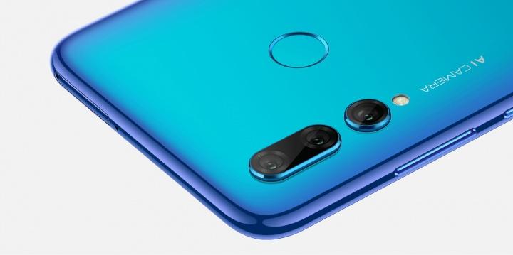 Imagen - Huawei P Smart+ 2019 llega a España: triple cámara y notch compacto en la gama media