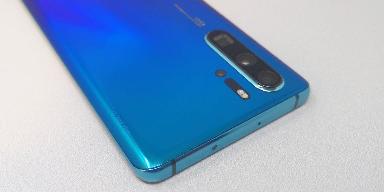 Huawei P30 Pro es oficial: cuádruple cámara con zoom x10 y sensor de huellas en pantalla