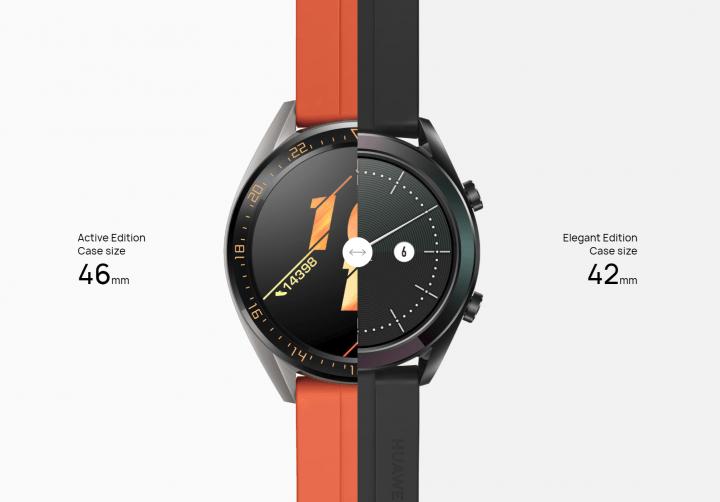 Imagen - Huawei Watch GT Active y Elegant, los nuevos smartwatches deportivos y de vestir