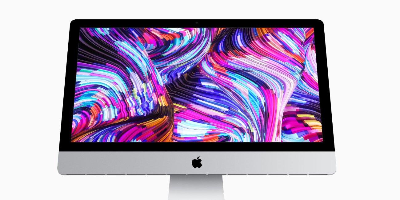 Nuevos iMac 2019: procesadores y gráficas más potentes con el mismo diseño y disco duro