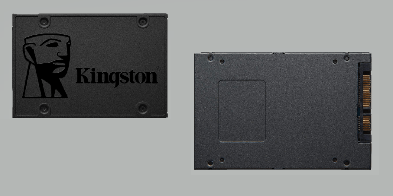 Oferta: Kingston SSD A400 de 240 GB por solo 32 euros