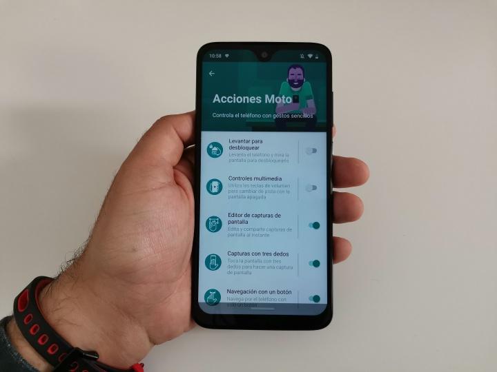 Imagen - Review: Moto G7, Android puro a capa y espada