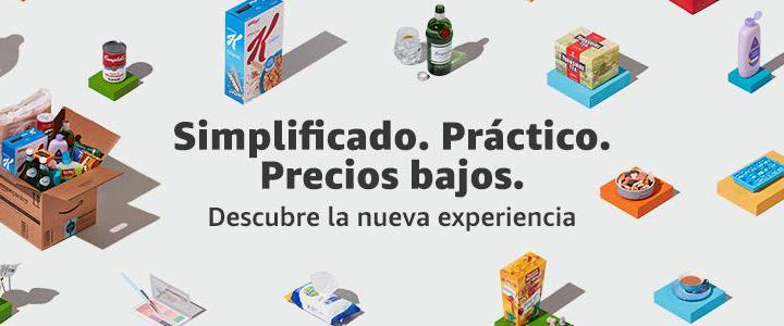 Imagen - Amazon Pantry cambia de precios: 5 euros de envío sin límite de cajas