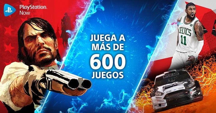 Imagen - PlayStation Now ya está disponible en España desde 14,99 euros mensuales