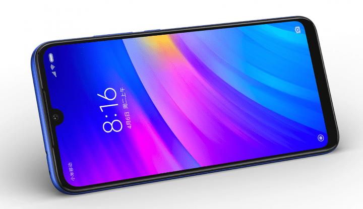 Imagen - Redmi 7, notch de gota y batería de 4.000 mAh en la gama de entrada de Xiaomi