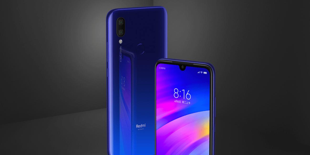Redmi 7, notch de gota y batería de 4.000 mAh en la gama de entrada de Xiaomi