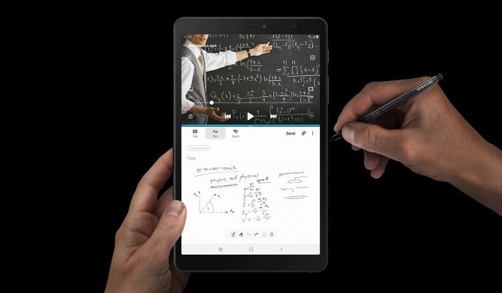 Imagen - Samsung Galaxy Tab A Plus (2019), la tablet de 8 pulgadas con S Pen