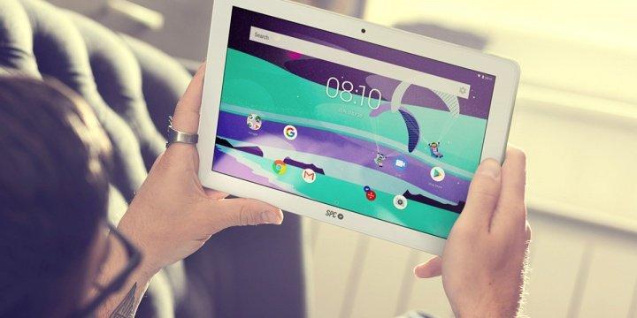 Imagen - SPC Gravity, una familia de tablets completas y versátiles