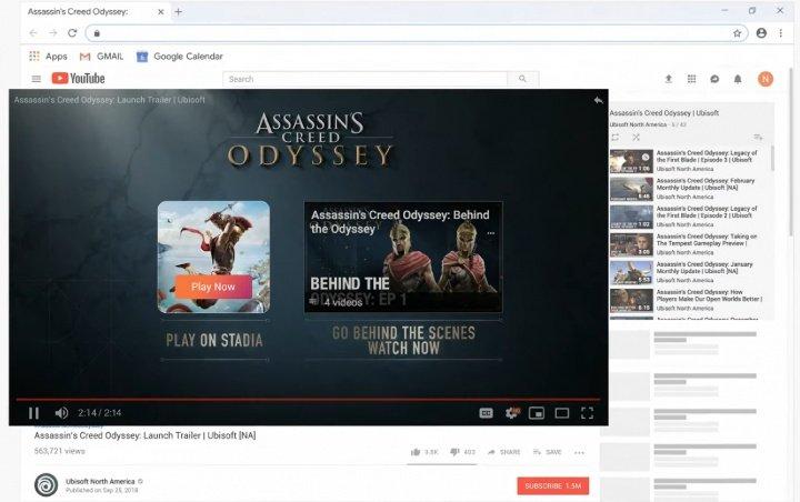 Imagen - Stadia es oficial: el servicio de videojuegos en streaming de Google