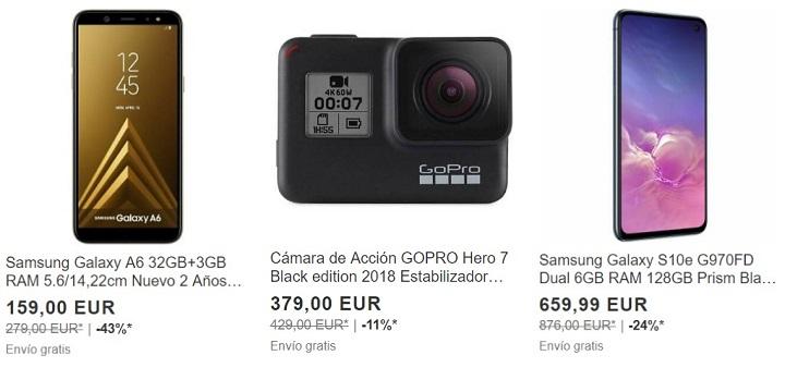 Imagen - Nuevo Super Weekend de eBay con ofertas de hasta el 60% y envíos gratuitos