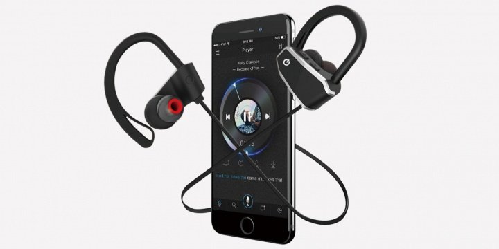 Imagen - Oferta: Voberry Z10, unos auriculares Bluetooth resistentes al agua por menos de 9 euros