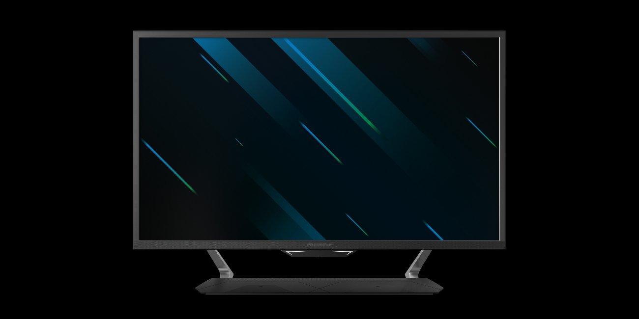 Acer Predator CG437K P, el monitor gaming de 43 pulgadas con 4K, HDR y 144 Hz