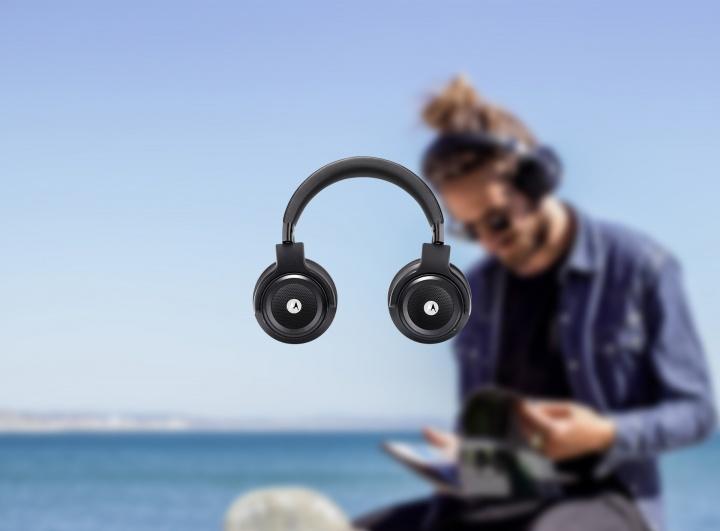 Imagen - Motorola Escape 800 ANC, los auriculares con cancelación de ruido y 12 horas de batería