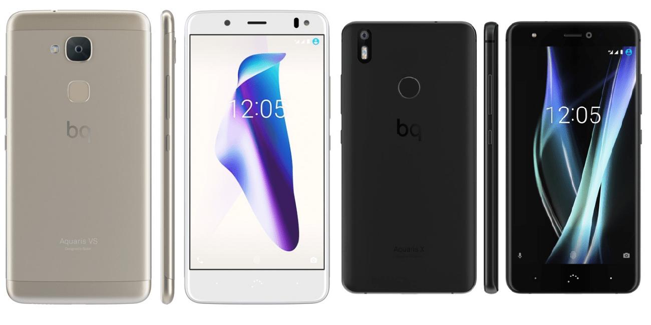 Oferta: BQ ofrece smartphones desde 90 euros en sus rebajas de primavera