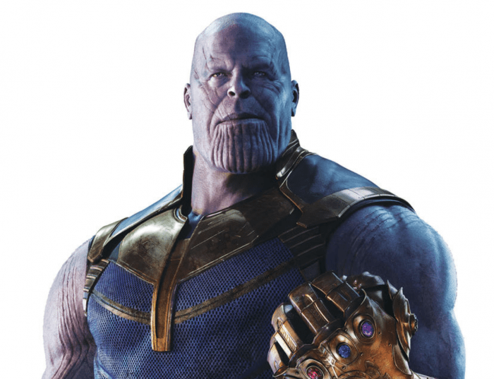 """Imagen - Google borra la mitad de los resultados al buscar """"Thanos"""" de Los Vengadores"""