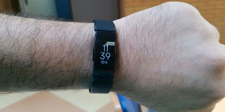 ▷ Evaluation: Fitbit Inspire HR, constant tracking and the