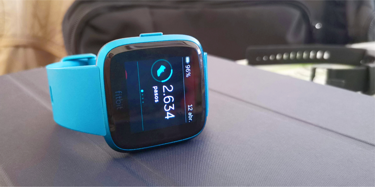 Review: Fitbit Versa Lite Edition, el smartwatch más deportista del momento