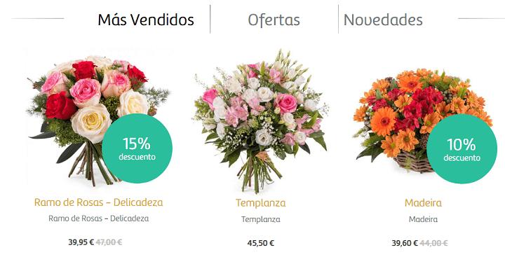 Imagen - 7 floristerías online