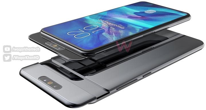 Imagen - Se filtran imágenes y las especificaciones técnicas del Samsung Galaxy A90