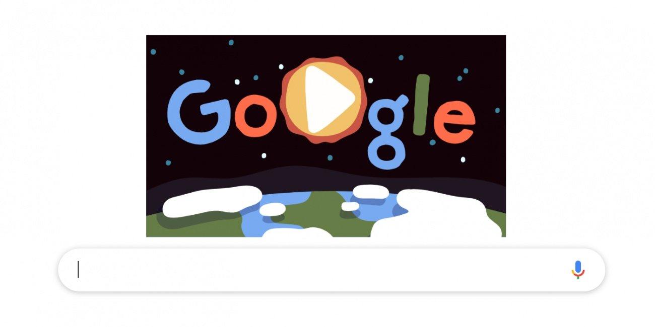 Google lanza un Doodle con curiosidades de plantas y animales por el Día de la Tierra 2019