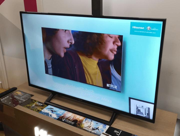 Imagen - Hisense lanza nuevos televisores de hasta 88 pulgadas, 4K HDR e inteligencia artificial
