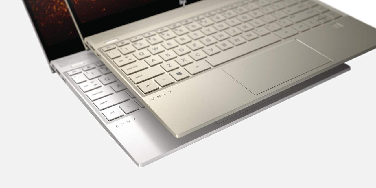 Envy y Envy x360, los portátiles de HP se actualizan con hasta 19 horas de batería