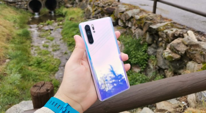 ▷ Evaluation: Huawei P30 Pro, 5 video cameras and the very