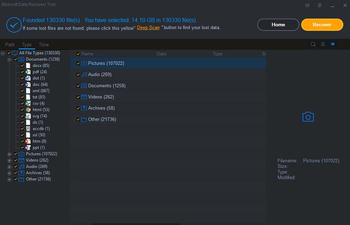 Imagen - 5 mejores utilidades para recuperar archivos borrados