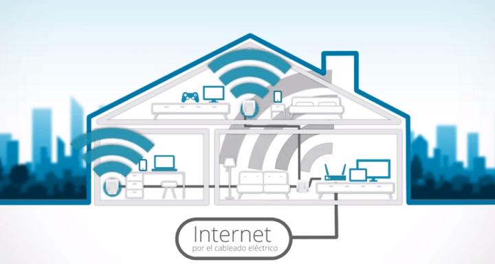 Imagen - Cómo extender la cobertura de Internet a través de la red eléctrica