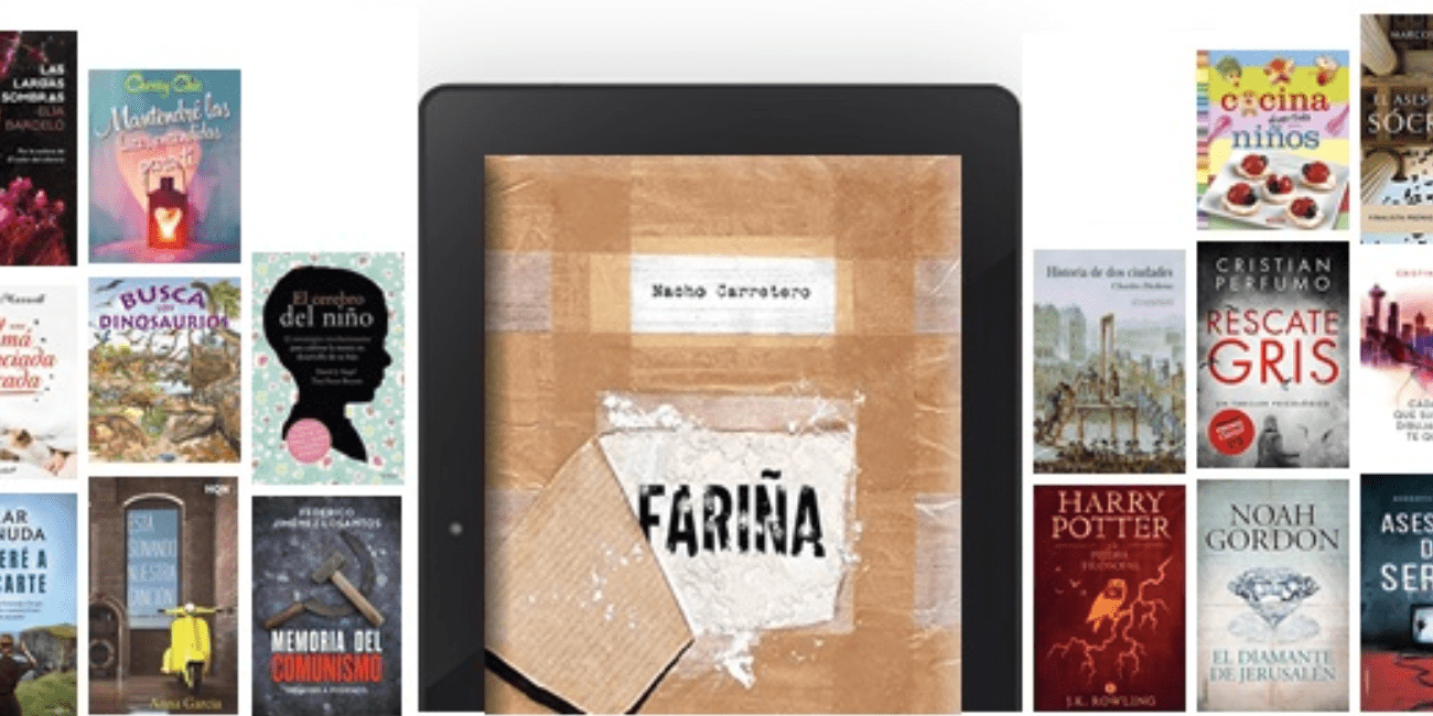 Oferta: 3 meses gratis de Kindle Unlimited