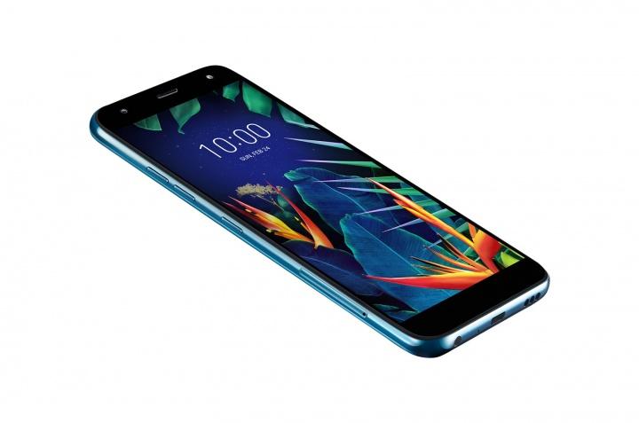 Imagen - LG K40 Dual Cam Mode llega a España: pantalla FullVision y sonido envolvente