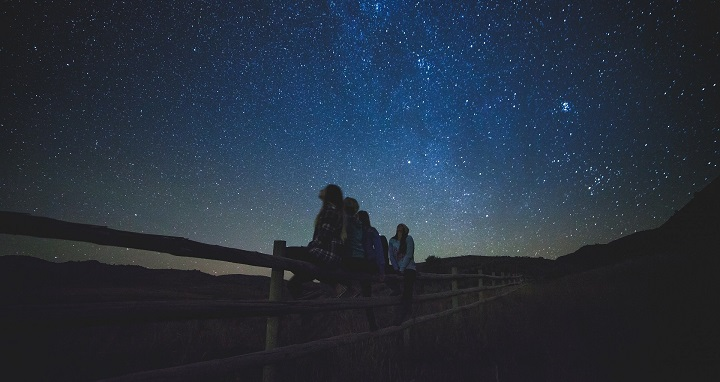 Imagen - Cómo ver online la lluvia de estrellas Líridas en 2019