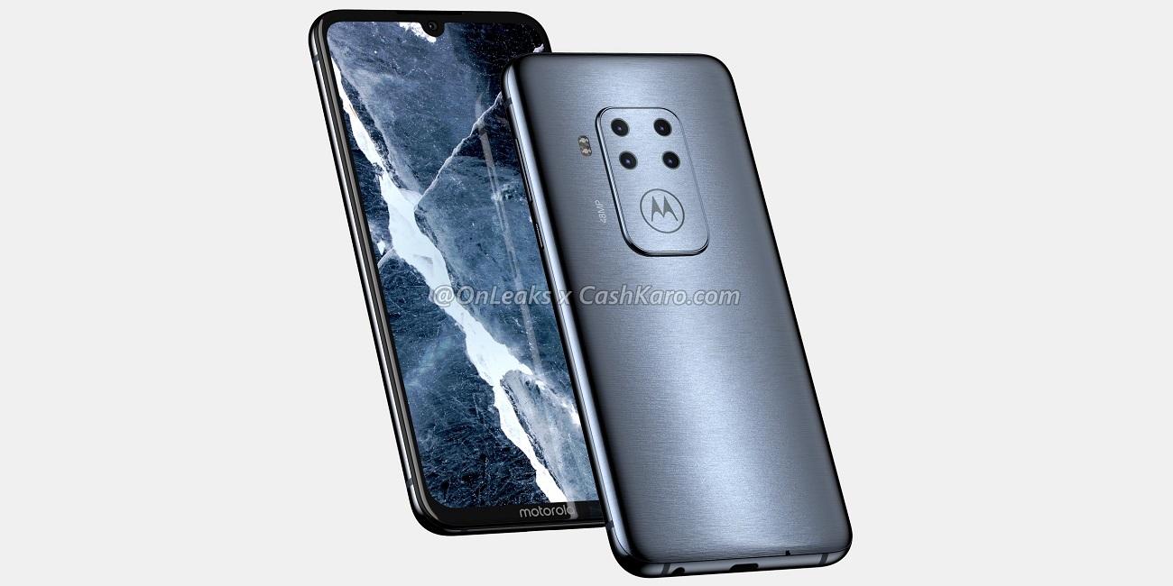 Motorola lanzaría un móvil con 4 cámaras: imágenes y vídeo filtrados