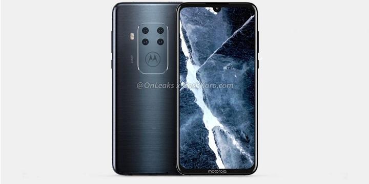 Imagen - Motorola lanzaría un móvil con 4 cámaras: imágenes y vídeo filtrados