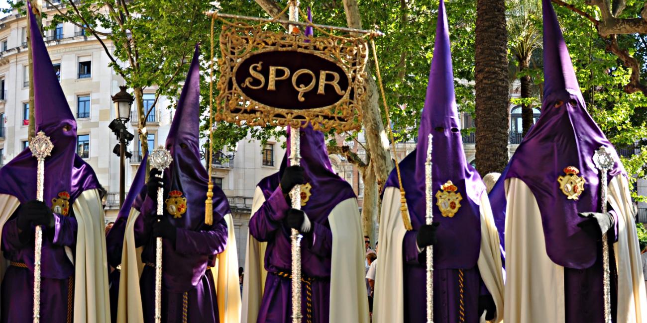 Cómo ver online las principales procesiones de Semana Santa 2019