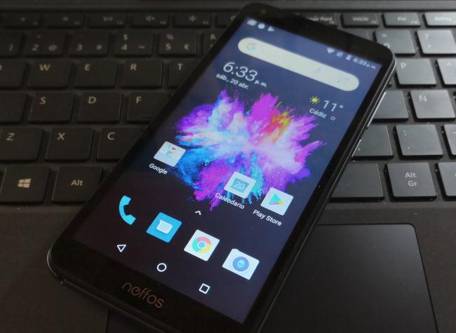 Imagen - Review: Neffos C5 Plus, un móvil de entrada que aporta más de lo que crees