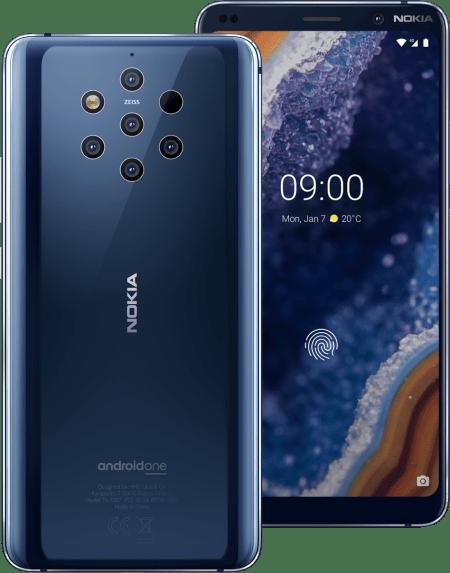 Imagen - Nokia 9 PureView llega a España: precio y disponibilidad del smartphone con 5 cámaras