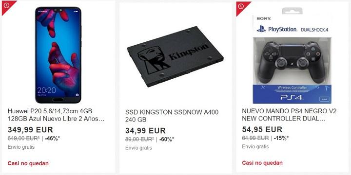 Imagen - Super Weekend de eBay hasta el 29 de abril: ofertas de hasta el 60% y envíos gratis