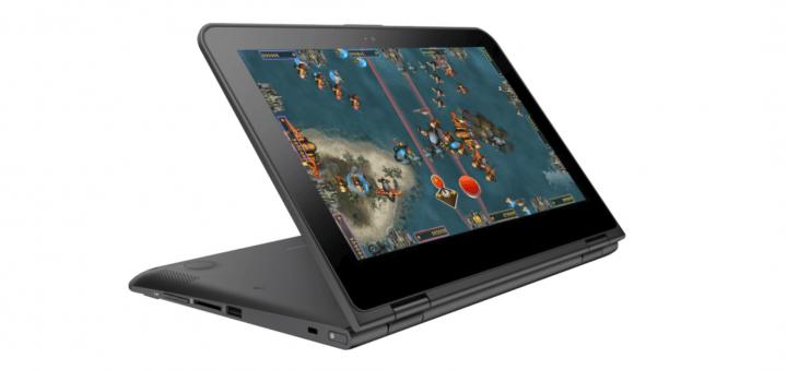 Imagen - InnJoo Y200, el portátil convertible con pantalla táctil de 11,6 pulgadas