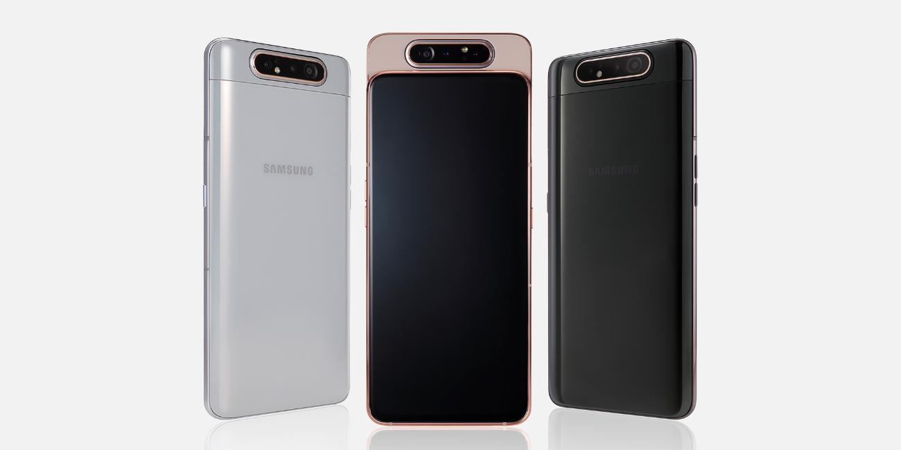 Samsung Galaxy A80, precio y disponibilidad