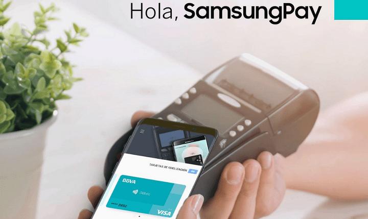Imagen - Samsung Pay ya está disponible para los clientes de BBVA