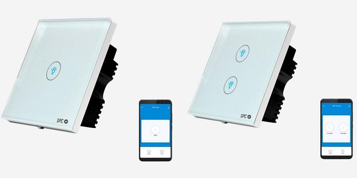 Imagen - SPC amplía su SmartHome con cámaras, interruptores, sensores y una báscula inteligente