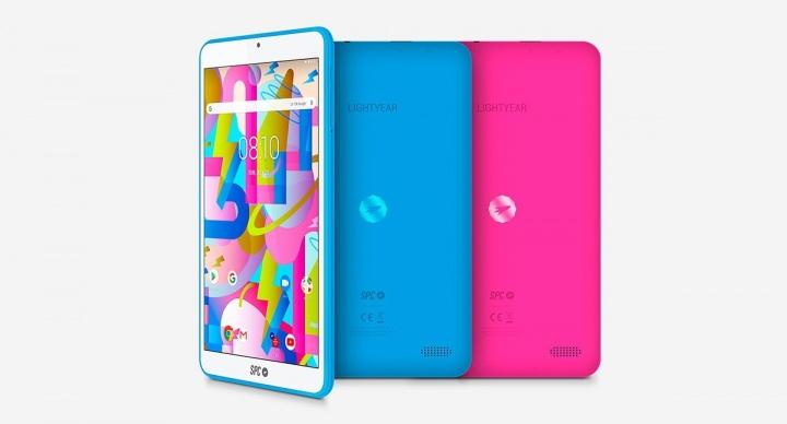 Imagen - SPC Lightyear, una tablet de 8 pulgadas diseñada para los niños