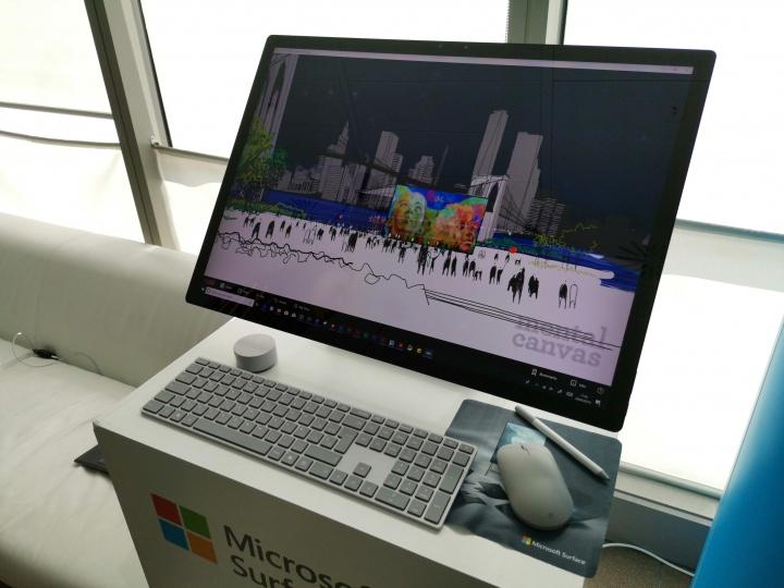 Imagen - Microsoft Surface Studio 2: toma de contacto