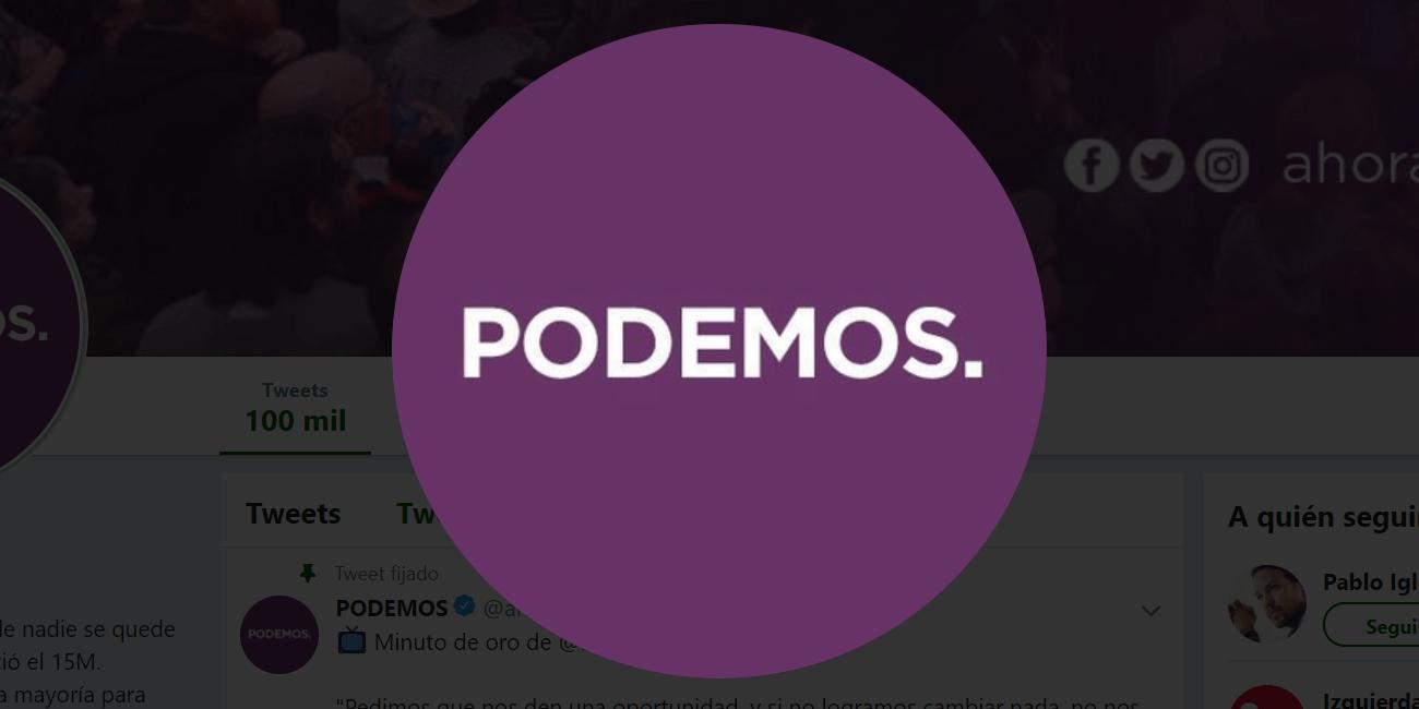 WhatsApp cierra la cuenta de Podemos