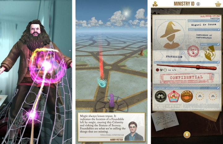 Imagen - Harry Potter: Wizards Unite abre su registro en Google Play