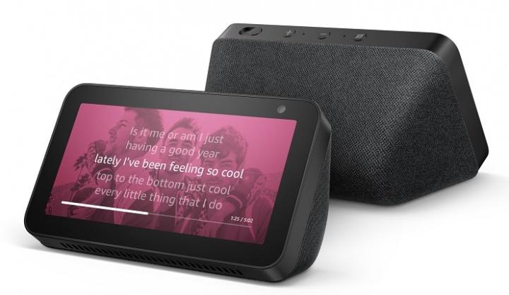 Imagen - Amazon Echo Show 5: altavoz y pantalla inteligente con mejoras en la privacidad