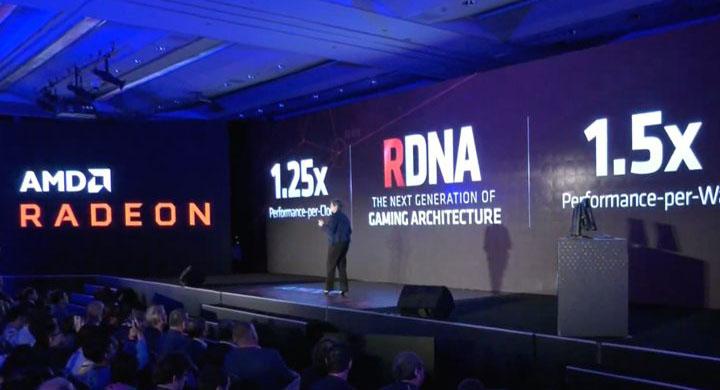 Imagen - Ryzen de 3ª generación y Radeon RX 5000: AMD renueva sus procesadores y gráficas