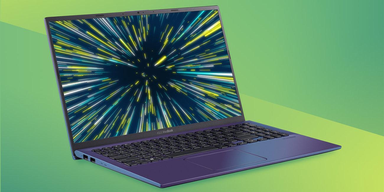 Asus VivoBook 14 y 15, los portátiles con pantalla sin biseles y teclado elevado ErgoLift